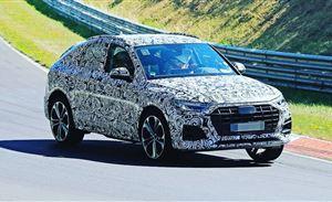 填补产品空白,奥迪Q5L sportback北京车展首发