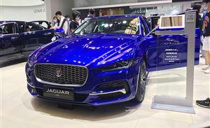 捷豹路虎品牌多款重磅车型亮相2020年长春车展