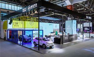 威马加速智能科技布局,全新智慧数字座舱、EX6 Plus 6座北京车展首发