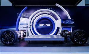 未来汽车什么样?未来出行啥体验?比亚迪e平台3.0告诉你答案!