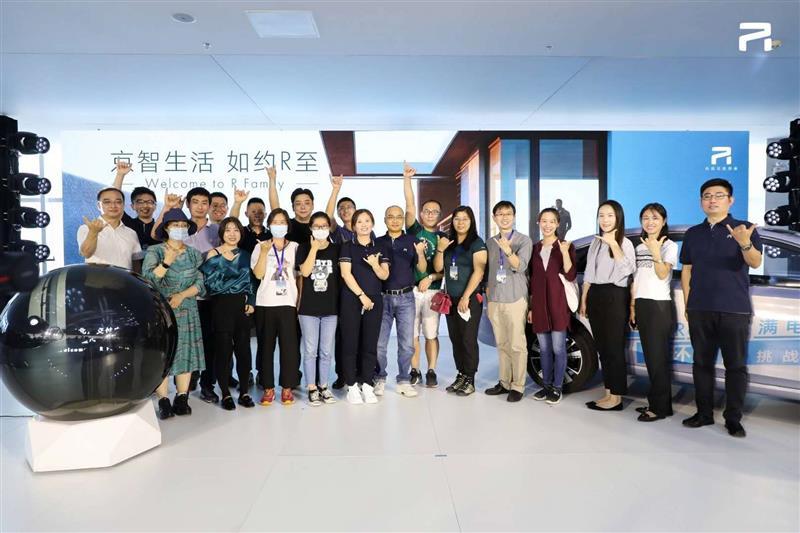 """北京五环六圈挑战成功,续航""""芯""""霸王ER6首批车主交车"""