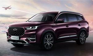 2020北京车展 | 奇瑞瑞虎8 PLUS启动预售,13.19万-14.99万元