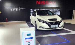日产汽车再次亮相中国国际进口博览会