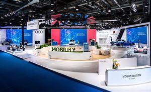 大众汽车集团(中国)重磅亮相第二届中国国际进口博览会 展现可持续出行愿景